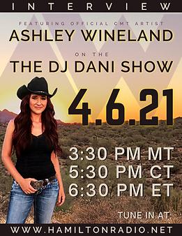 Ashley Wineland_The DJ Dani Show_4.6.21