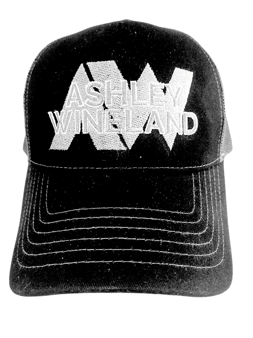 Ashley Wineland Logo Ball Cap