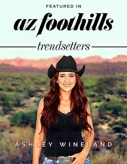 ASHLEY WINELAND TRENDSETTERS AZ FOOTHILL