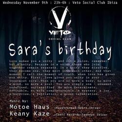 Tonight we celebrate our dear friend #Sa