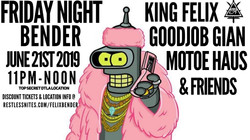 Friday Night Bender