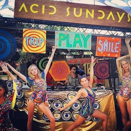 #acidsundays _lasdaliasibiza this was th