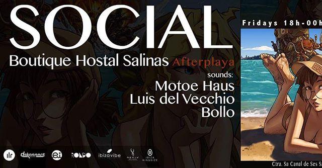 #Social. #Ibiza