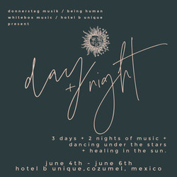 Day +Night motoe haus space motion donnerstag tebra