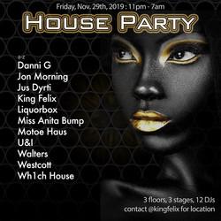 king felix house party motoe haus jon mo