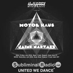 Motoe Haus Subliminal Radio Hollywood