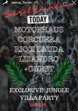 Jungle Villa tulum motoe haus corcuera ricci lauda lisandro
