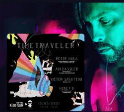 Time Traveller - Motoe Haus - Radio Tulum_edited