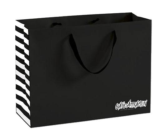 Mane Attractio Studio Bag by Janay Cooper