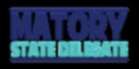 Liz Matory Sate Delegate Logo