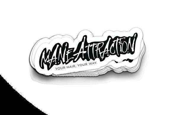 Custom Stickers designed, printed by Sticker Mule