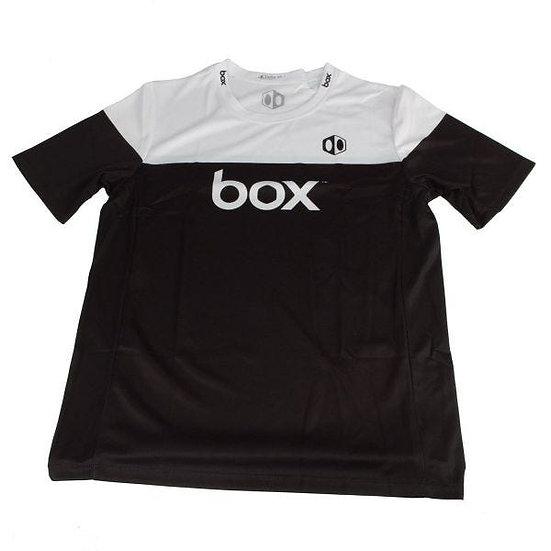 Box Components T-Shirt Black/White