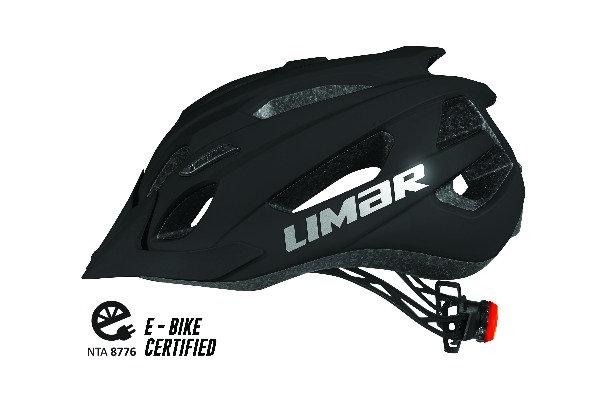 Limar Urbe eBike Helmet - Matte Black