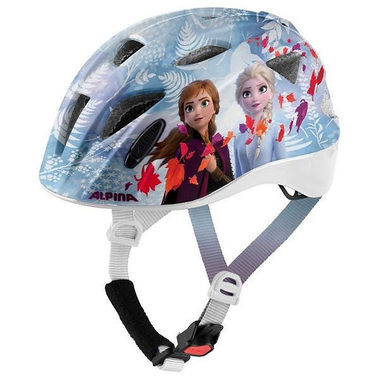 Alpina Ximo Junior Helmet Disney Frozen
