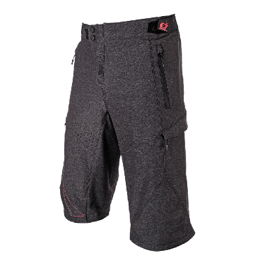 O'Neal Tobanga Short Black/Red/Grey