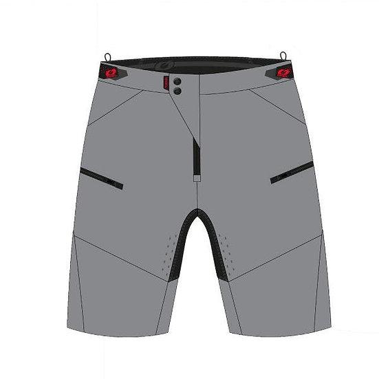 O'Neal Pin It Shorts Grey