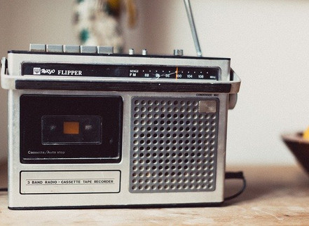 A radio blog you just can't turn down