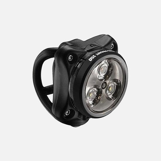 Lezyne Zecto Drive 250 LED Front Light (Rechargeable)