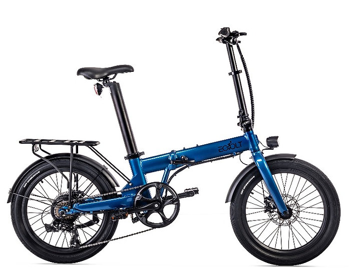 "Eovolt  Confort 20"" Blue"