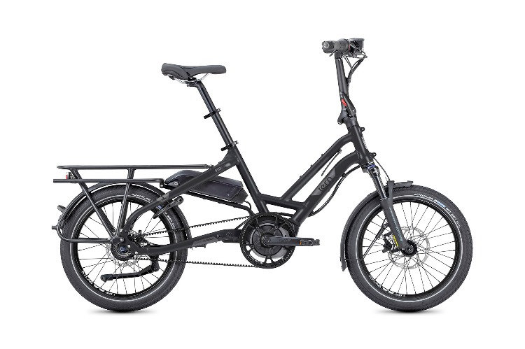 Tern HSD S8i  Black Grey