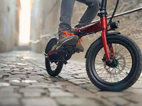 Eovolt City Folding e-bike