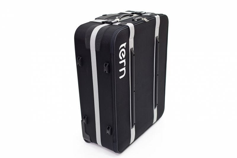 "Tern Case Airporter Semi-Hard 20"" Black"