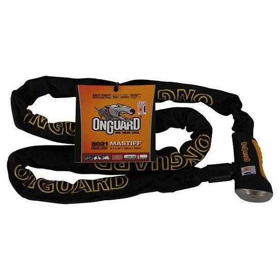 OnGuard Mastiff 8019 Chain Lock 1100 X 10mm