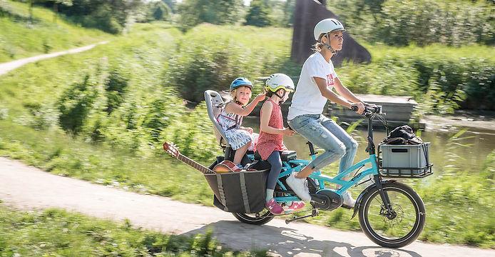 Tern Cargo e-bikes