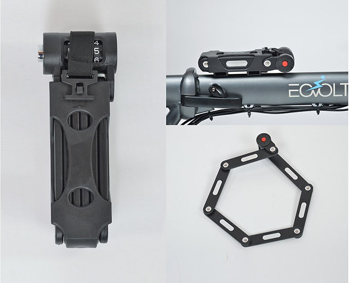Eovolt Anti-Theft Cable Lock