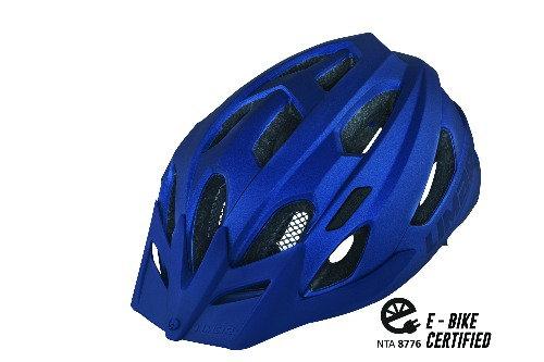 Limar Urbe eBike Helmet - Lead Blue