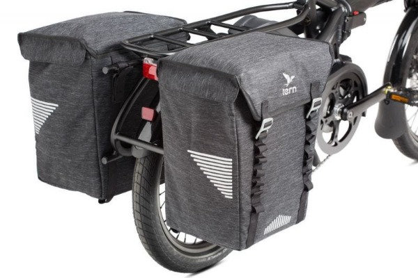 Tern Bucketload Pannier Bag Black