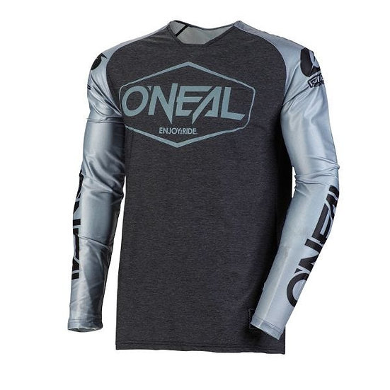 O'Neal Mayhem Jersey Hexx Grey/Black