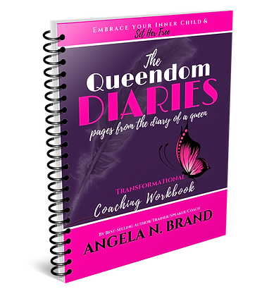 The Queendom Diaries: Coaching Workbook