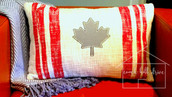 CUSTOM PILLOW - OH CANADA