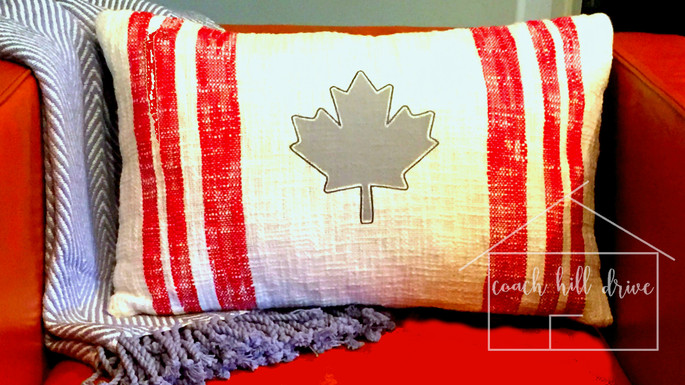 CUSTOM PILLOW - OH CANADA