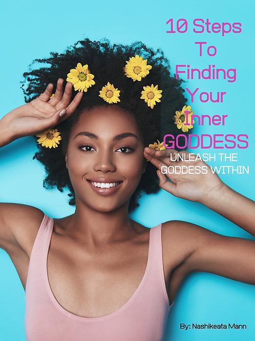 10 Steps to Finding Your Inner Goddess