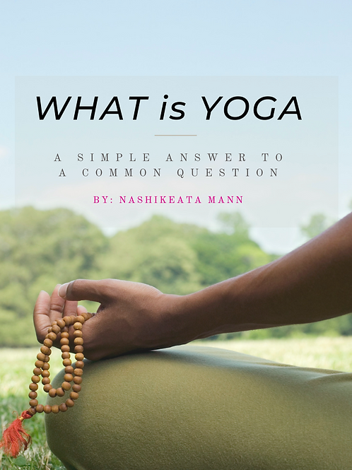 What is Yoga? A Simple Answer to a Common Question