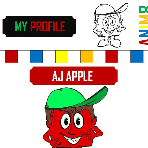 AJ Apple Profile & Color Me