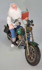 MOTOR CYCLE SANTA