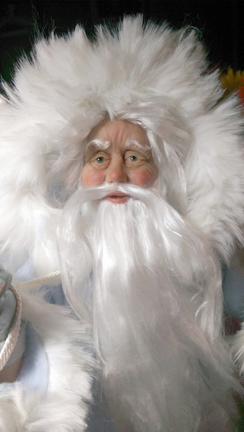 FATHER TIME (close-up)