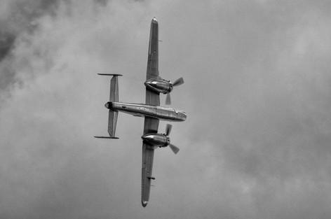 B25 American Bomber