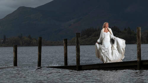The bride of the lake