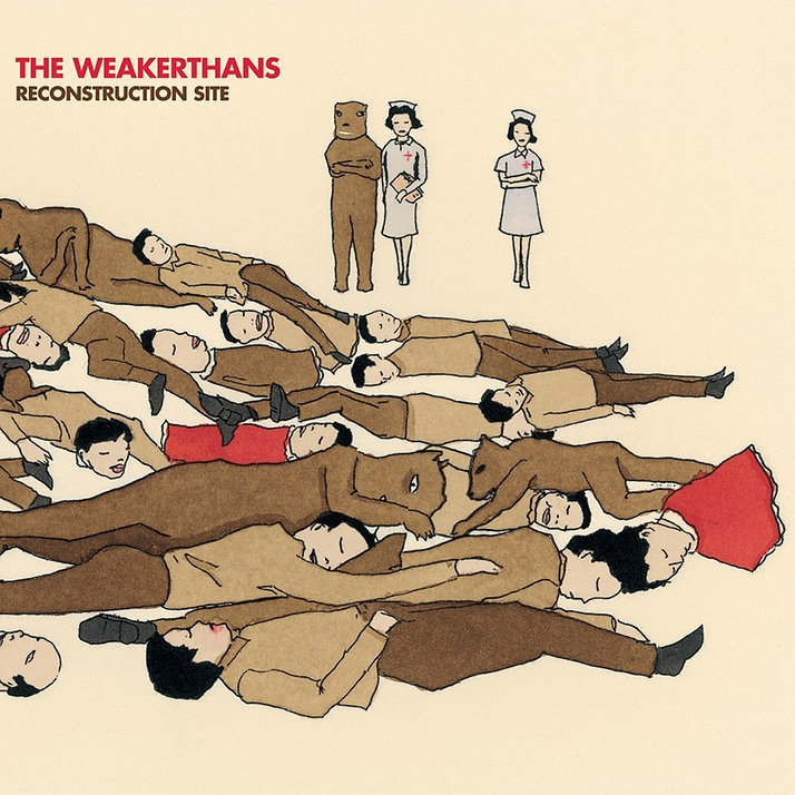 MaGee - source - The Weakerthans - Recon