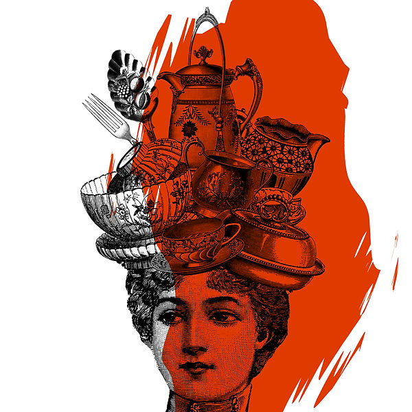 Lori Langille - Domestic Goddess, print 2