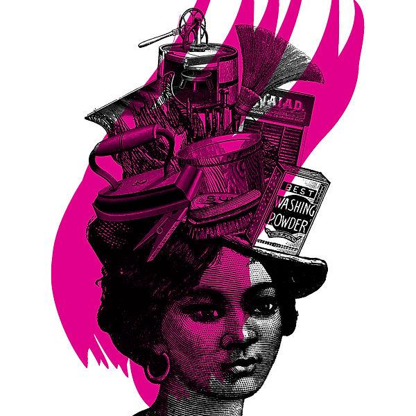 Lori Langille - Domestic Goddess, print 3