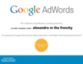 google-adwords-certified-display to alex