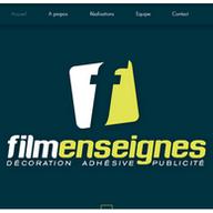 Filmenseignes professionnel de l'enseigne lumineuse, de la signalétique, décoration de véhicule covering et vitres teintées, création sur mesure et référencement de sites internet Wix à Périgeux