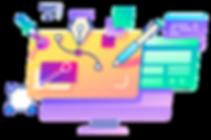 Creation de logo, d'une identité visuelle pour votre commerce, salon de coiffure, restaurant, tpe, pme startup avec alexandre m the frenchy