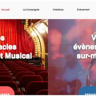 La Compagnie les oxymores spectacles théâtral et musical, événements sur mesure dans le Gard, Rhône-Alpes et Ile de France.