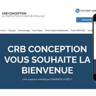 CRB CONCEPTION Entreprise de construction en ossature métallique, bâtiment modulaire rapide et design  La couture 62136 Pas-de-Calais